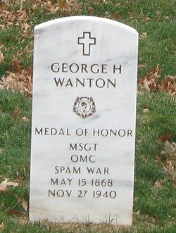 George Henry Wanton