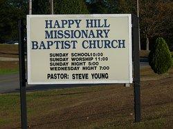 Happy Hill Cemetery