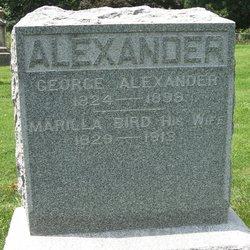 Marilla <i>Bird</i> Alexander