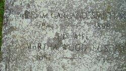 Dr William Garland Smith