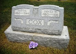 Hattie <i>Sims</i> Cox