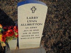 Larry Lynn Allbritton