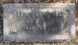 Lula Richards <i>Graham</i> Wallis