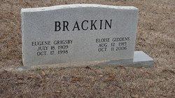 Eloise <i>Giddens</i> Brackin