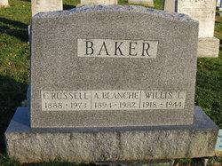 Pvt Willis L. Baker
