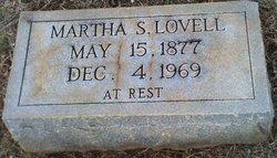 Martha Susan <i>Stone</i> Lovell