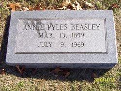 Annie Pyles <i>Harris</i> Beasley