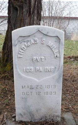 Thomas S. Tom Mills