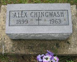 Alex Chingwash
