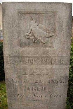 George W. Schaeffer