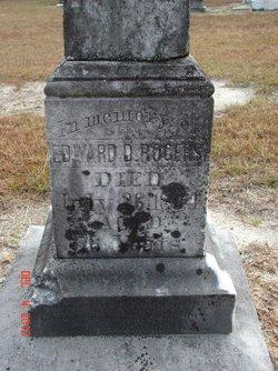 Edward Davis Rogers