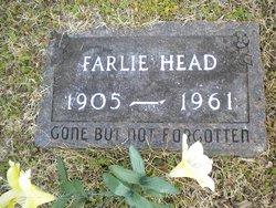 Farley Farlie Head