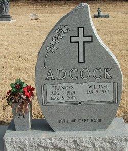 Frances M. <i>Serrioz</i> Adcock