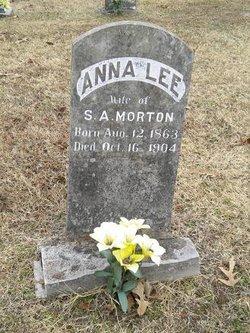 Anna Lee <i>Wolf</i> Morton