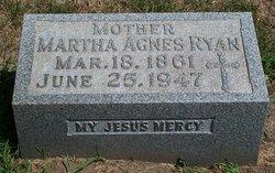 Martha Agnes <i>Kirk</i> Ryan