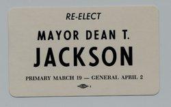 Dean Thomas Jackson