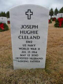 Joseph Hughie Cleland