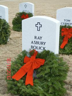 Ray Asbury Bolick