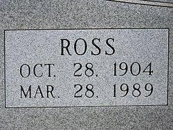 Ross Thomas Benge