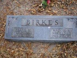 Maggie A <i>Kimbel</i> Birks