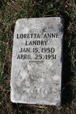Loretta Anne Landry