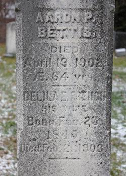 Aaron P Bettis