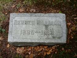 Pvt Reuben R Billman