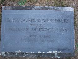 Eliza Gordon <i>Woodbury</i> Dunn