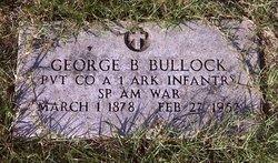 George B Bullock