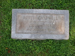 Betsy <i>Chambers</i> Cantwell