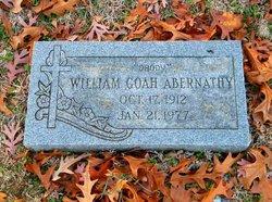 William Goah Abernathy