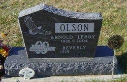 Arnold LeRoy Olson