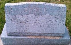 Willard Ray Black