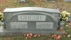 Annie Lou <i>Barker</i> Grigsby