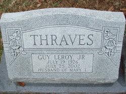 Guy Leroy Thraves, Jr