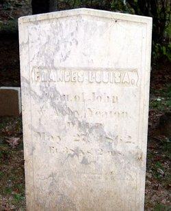 Frances Louisa Yeaton