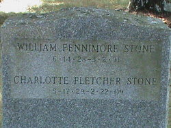 Charlotte Lillian <i>Fletcher</i> Stone