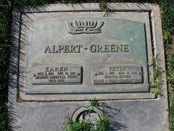 Yetta Alpert-Greene