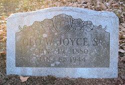 George W Joyce, Sr