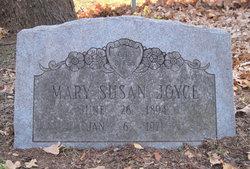 Mary Susan Joyce