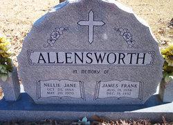 James Franklin Frank Allensworth