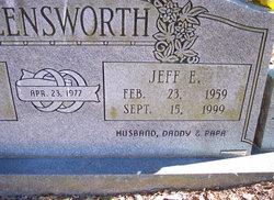 Jeff E Allensworth