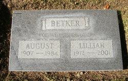 August Betker