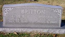 Joanna W Britton