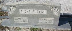 Clara Belle <i>Kyser</i> Folsom