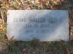 Clair <i>Waller</i> Beene