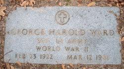 Harold Ward