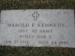 Harold Ellsworth Kennedy