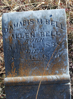 Damaris Margaret <i>Howard</i> Bell