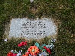 John C Kosky